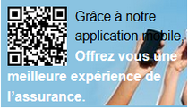 QR Code application mobile