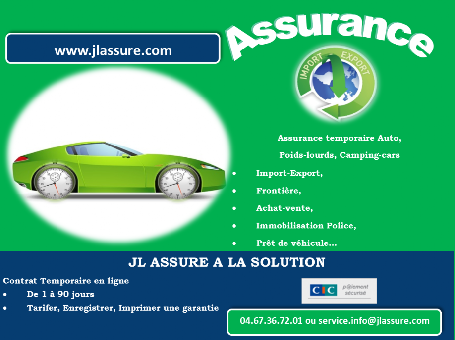 JL Assure la solution